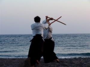 Aikido_plage_m